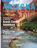 AZ Tourism Guide cover 2012