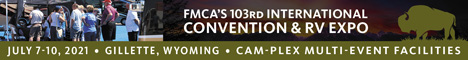 FMCA 103rd Expo banner